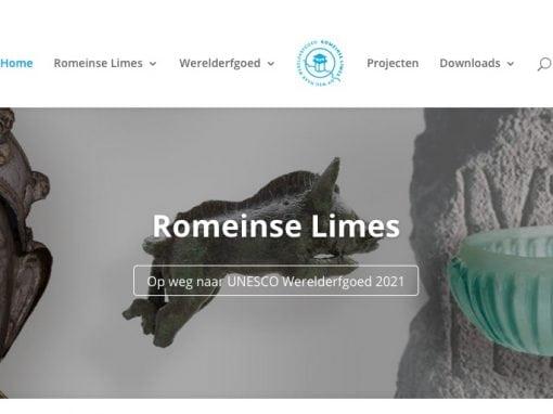 Website Romeinse Limes