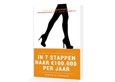 Meriam Slijkerman, business coach